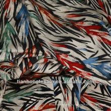 Холст набивные ткани