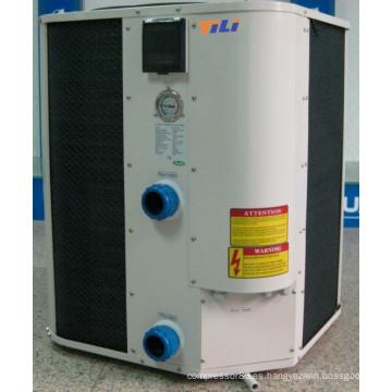 Piscina bomba de calor para calefacción y refrigeración