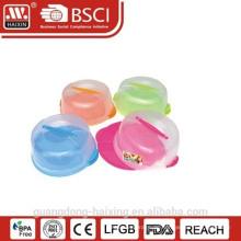 Transparente Runde Kunststoff-Tortenheber