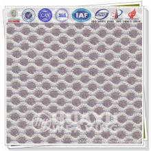 K046 Tissu en maille en polyester de haute qualité 3D utile