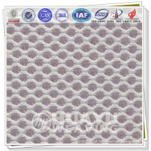 YT-0046, material de tecido de sapato de poliéster, material superior