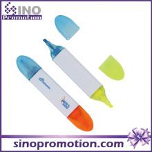 Double Headed Marker Pen Highlighter Promotional Highlighter