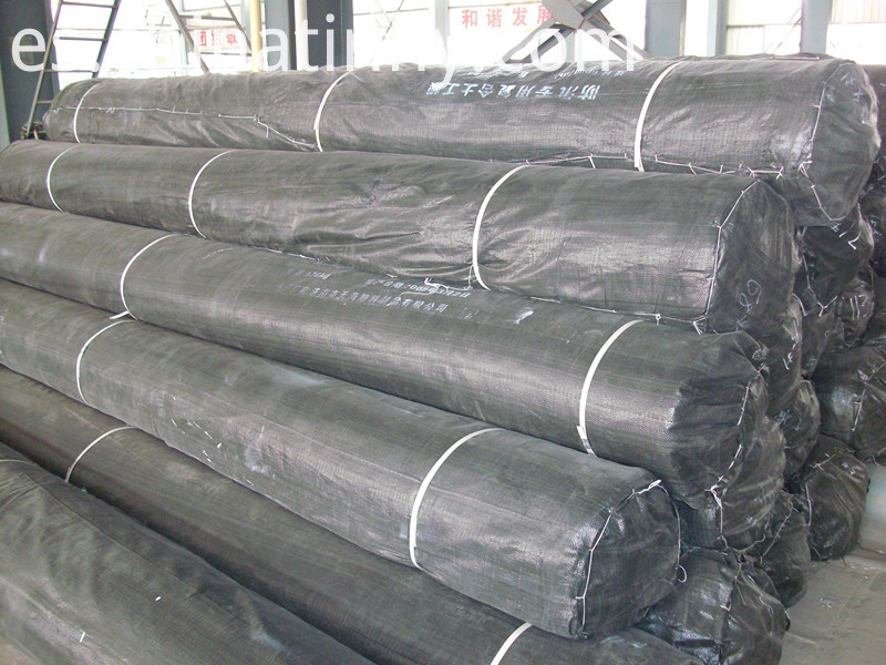 GEOMEMBRANE FOR FISH POND