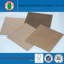 Melhor preço Boa qualidade Hardboard para decoração