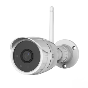 HD Outdoor WiFi IP Camera with Night Vision