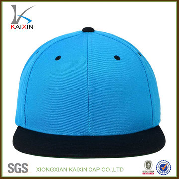 6 панель пустой равнине snapback шляпа