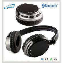 Melhor alta qualidade portátil fone de ouvido sem fio Bluetooth