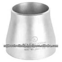 Reductor concéntrico de acero inoxidable 316l