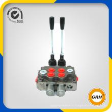 Китай высокого качества 50 л / мин с гидравлическим управлением с ручным управлением ...