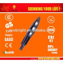 Nouveau! Chaud prix vente pour produits 3 ans garantie LED rue lumière, lampe de rue LED 150W