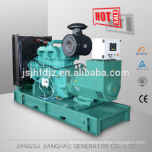 220kw soundproof generator for sale with cummins engine 6LTAA8.9-G3