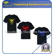 Multi-Color Custom Cheap T-Shirt