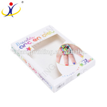 Retail Colorful Sports Bracelet Packaging Box with Custom logo