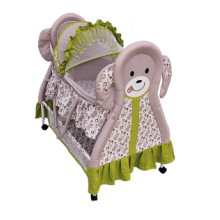 NOVO fabricante da porcelana dobrável berço portátil do bebê