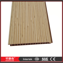Laminated Wood Pattern WPC Composite Wall Panels