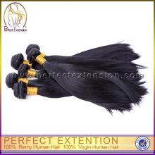 100% от Пуру 18 дюймовый #613 Топ 6A природных волны девственной перуанский волос