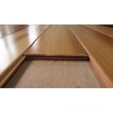 Groove and Tongue Red Cedar Wood Flooring