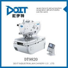 DT-9820High-velocidade informatizado ilhó botão holing máquina de costura industrial de alta qualidade melhor preço