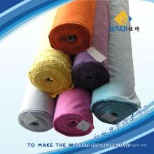 Оптовая ткань из полиэфирной ткани в рулонах