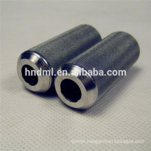 The replacement for REXROTH servo valve oil filter element stainless steel filter mesh