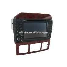 Mirror linkl! Reproductor de DVD de coche Android 4.4 para Benz Smart universal + OBD2 + Glanoss + TPMS