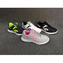 New Hot Chegando Moda Feminina Sneaker Shoes