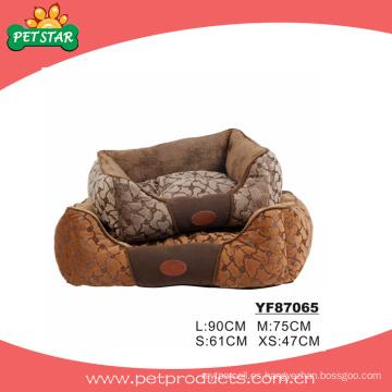 Estilo de lujo de Europa mascotas perro camas (yf87065)