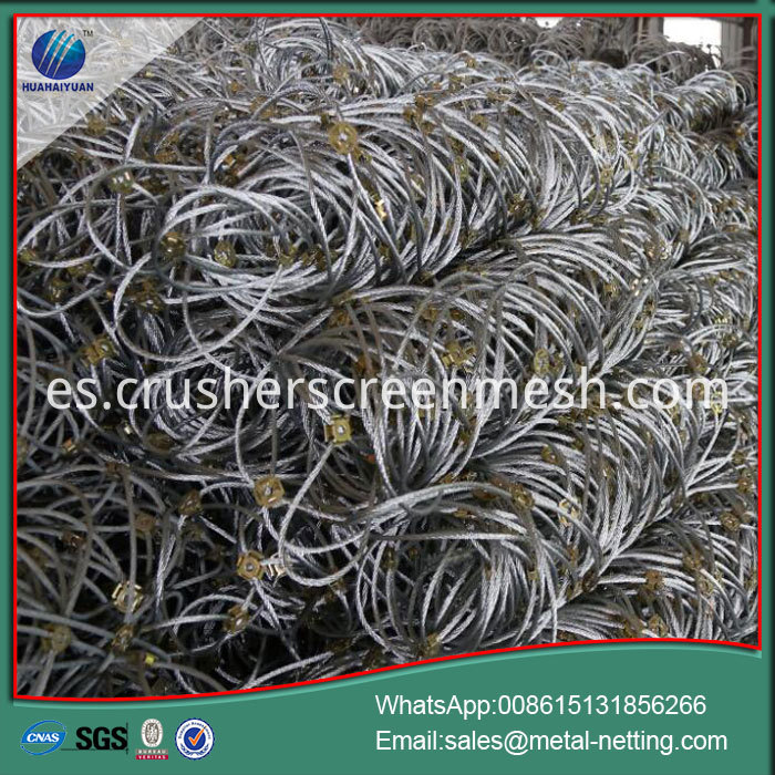 Protection Rope Netting