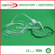 HENSO Disposable PVC Medical Oxygen Mask