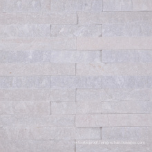 Dining Hall Wall Decorative Anti-Microbial Nature Quartz Mosaic Tile