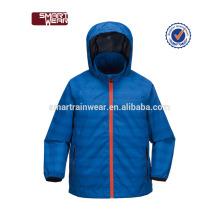 Design de moda crianças imprimir jaqueta esporte