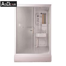 Aokeliya prefab bathroom pod acrylic bathroom shower room tempered glass all in one shower room
