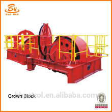 Supply Drilling Rig Crown Block TC-135 tersedia
