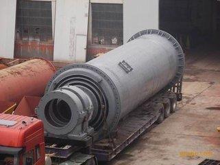 wet cement ball grinder