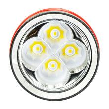 Archon Wy08 4X XP-L LED 3-Modes 4000lumens Lampe de poche sous-marine de plongée 26650