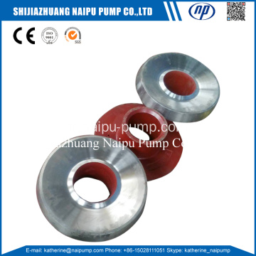 E4083EP A61 4 pouces Metal Slurry Pump Throatbush