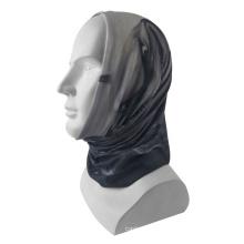 New Product 2020 Seamless Custom Logo Neck Scarf Tube 100% Polyester Microfiber Bandana