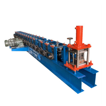 2019 nieuwe Elevator Guide Rail Roll Forming Machine
