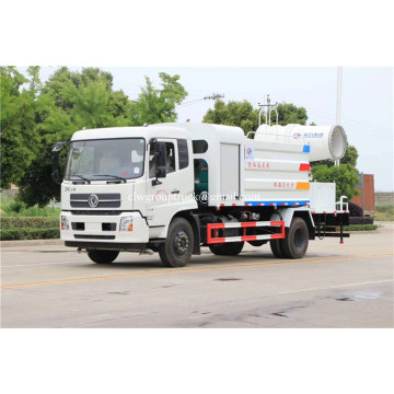 Diesel 4x2 water spray truck mini watering carts truck for sale