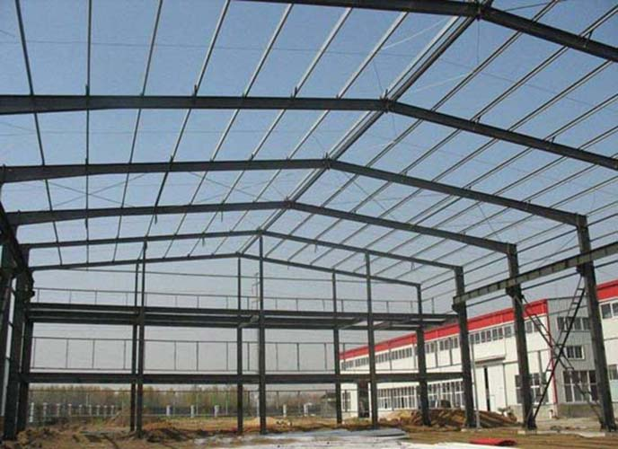 Structure Building For Warehouse
