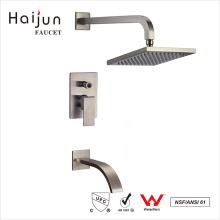 Haijun Comprar directa China Baño de ahorro de agua de latón grifo mezclador termostático