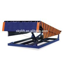 Portable hydraulic car ramps lift