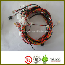 Auto bus chasis wiring harness assembly
