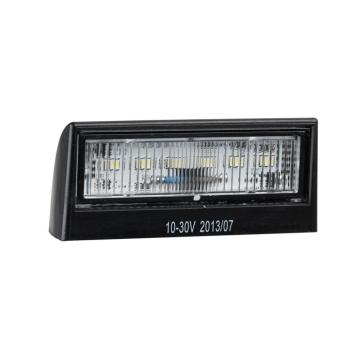 10-30V ADR LED Remolque No Plate Lamps