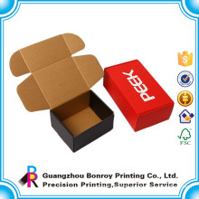Customized Different Size Full Color E-flute Corrugated Boxes for Shipping