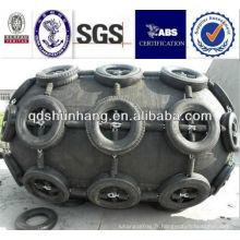 équipement marin rempli d'air yokohama hydrofoil fender