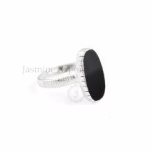 High Quality Black Onyx 925 Sterling Silver Handmade Gemstone Ring jewelry