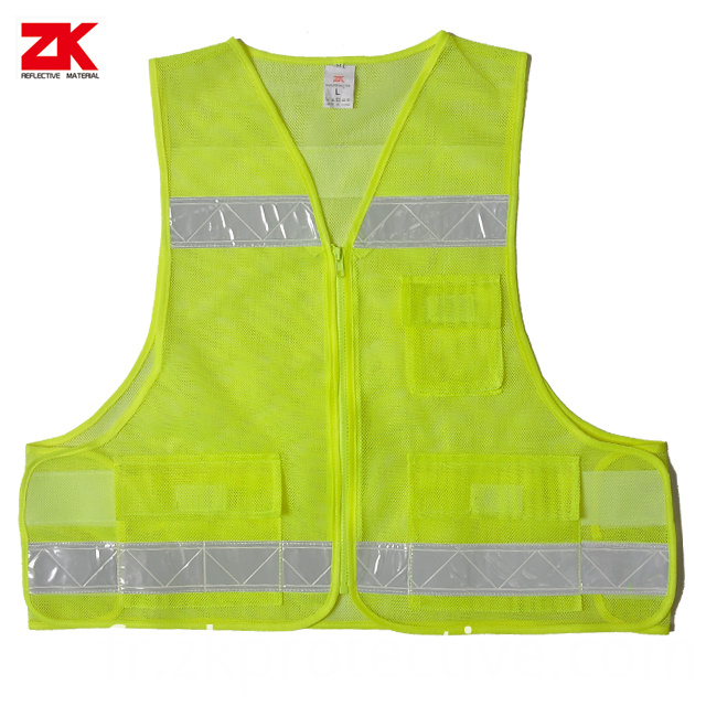 Disposable Hi Vis Vest
