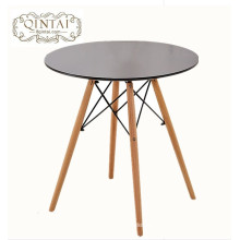 Wholesale Alibaba China Suppliers New Design Scandinavian look Table 1.Packthechairlegswithbubblebagtoavoidscratches.