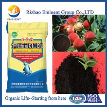 Organischer Dünger für Pflanzenwachstumsregulatoren
